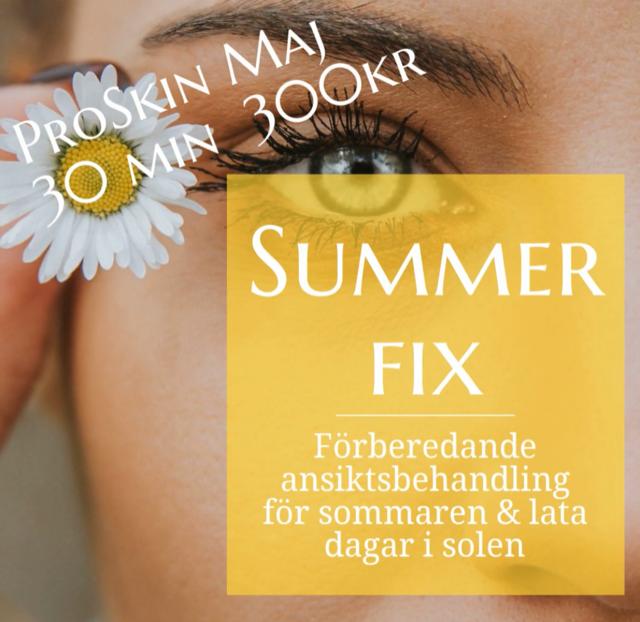 Summer fix